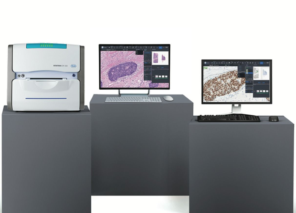 Digital Pathology solution