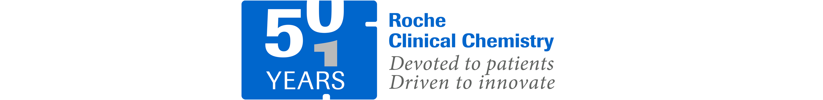 50 years of Roche Clinical Chemistry