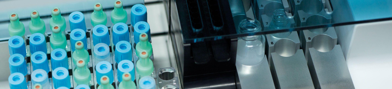 Coagulation samples