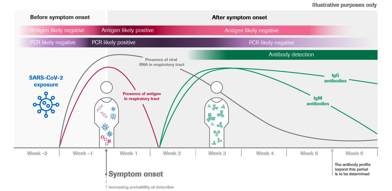 SARS-CoV-2 disease stage