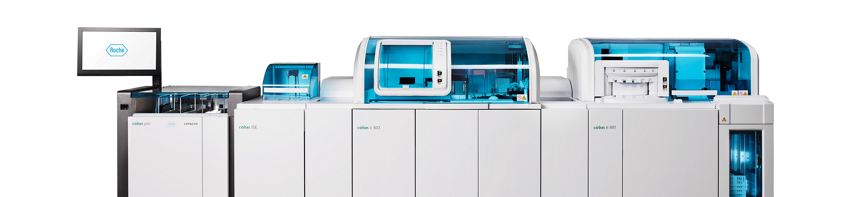 Roche launches new cobas pro integrated solutions to