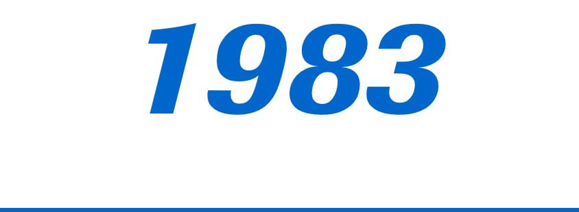1983 date graphic
