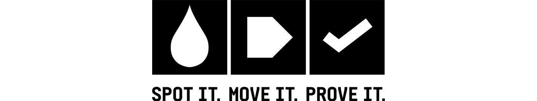 spot it. move it. prove it
