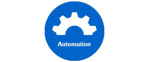 Symbol für Automation