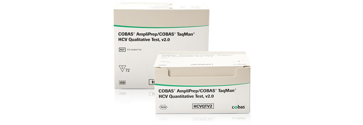 Product image for COBAS® AmpliPrep/COBAS® TaqMan® HCV Test, v2.0: Qualitative and Quantitative