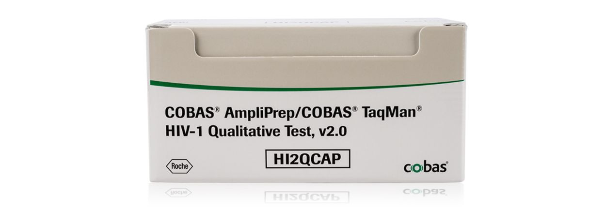 Test COBAS® AmpliPrep/COBAS® TaqMan® CMV