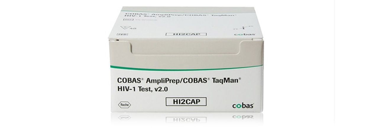 Product image for COBAS® AmpliPrep/COBAS® TaqMan® HIV-1 Test, v2.0