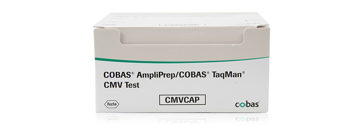 Product image for COBAS®AmpliPrep/COBAS®TaqMan®CMV Test