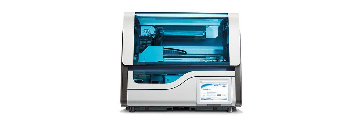 MagNA Pure 24 Sistemi ürün görseli
