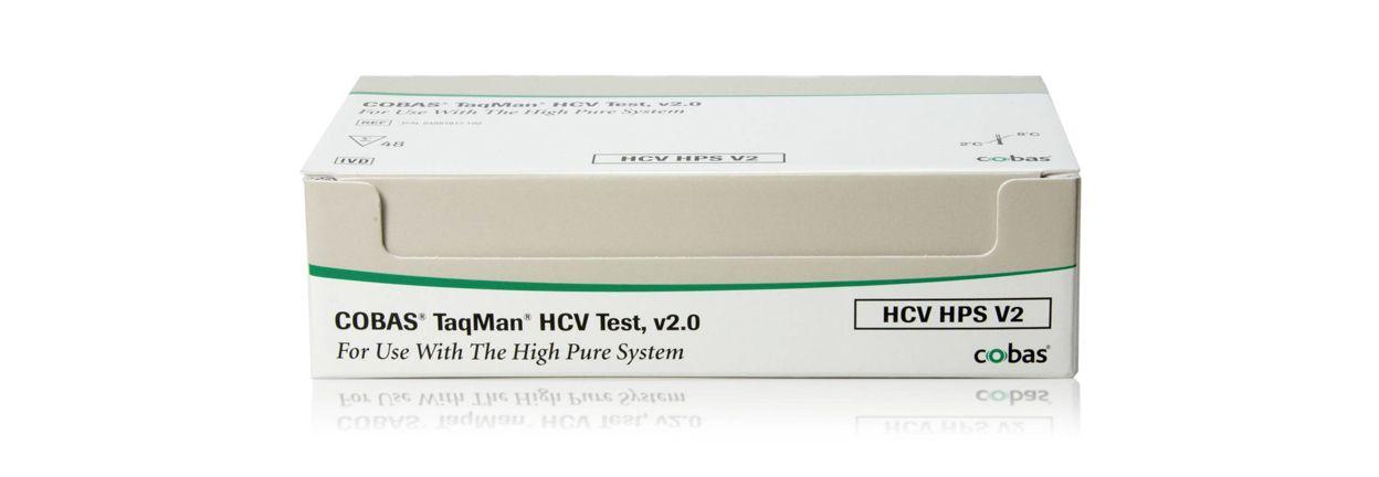 Prueba de VHC cobas® TaqMan® v2.0