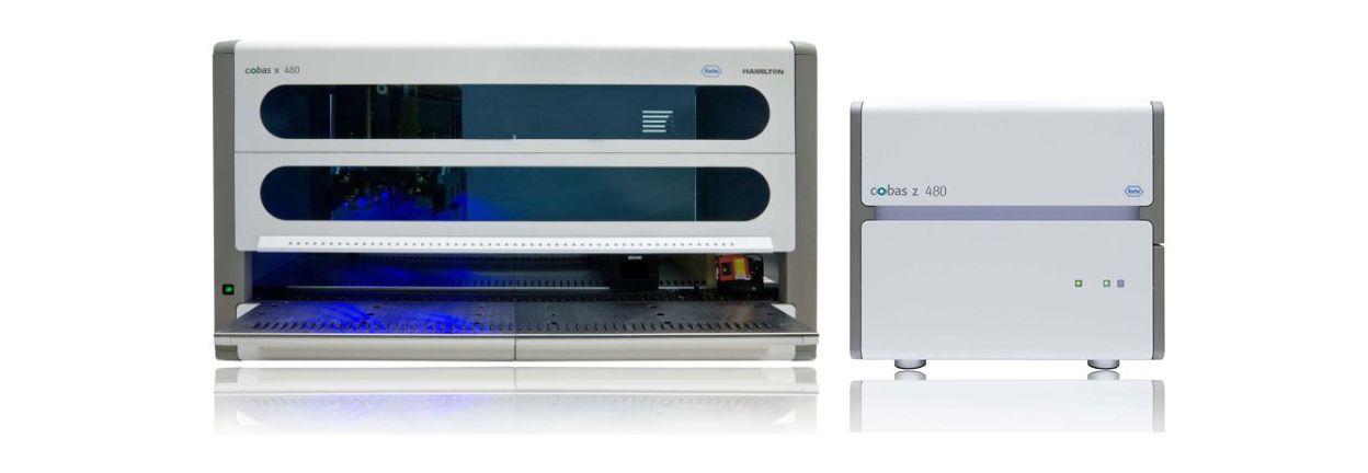Obrázek systému cobas® 4800