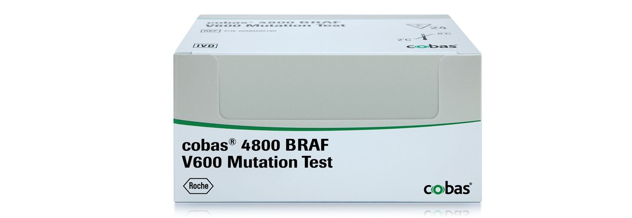 cobas® 4800 BRAD V600 Mutation Test