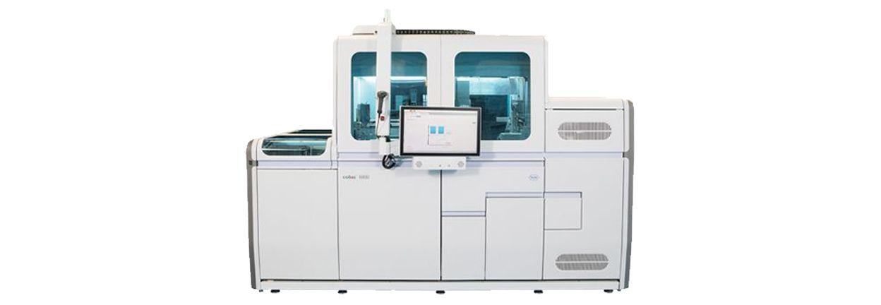 cobas® 6800 sistemi ürün görseli