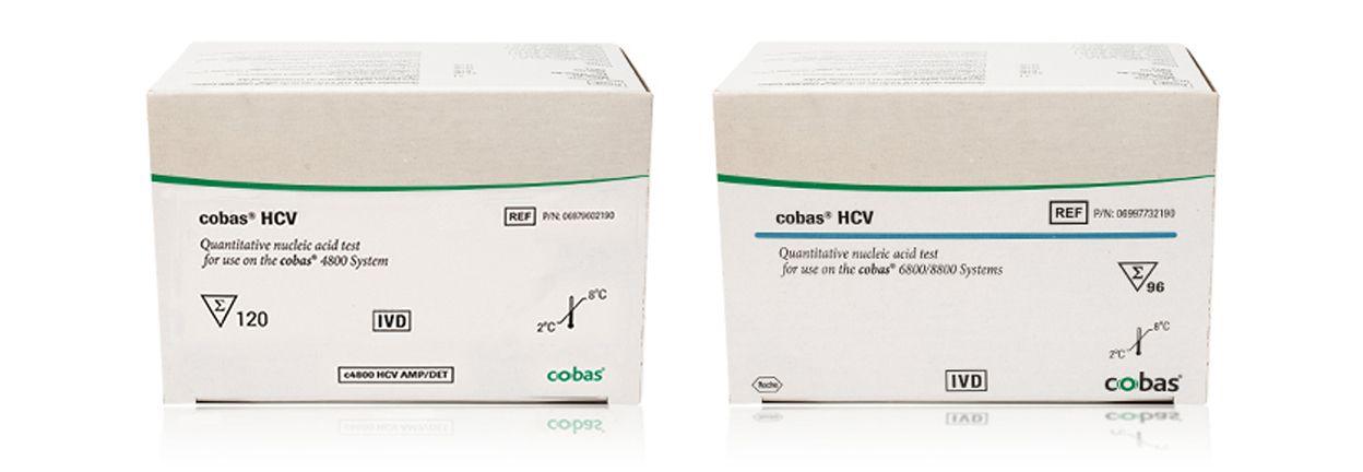 cobas® HCV Testi ürün görseli