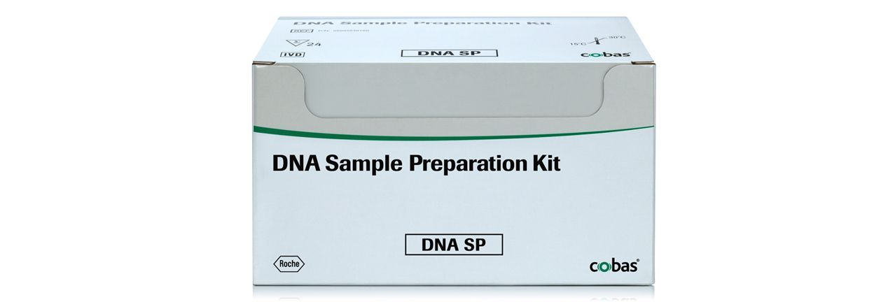 Product image for cobas® DNA Sample Preparation Kit