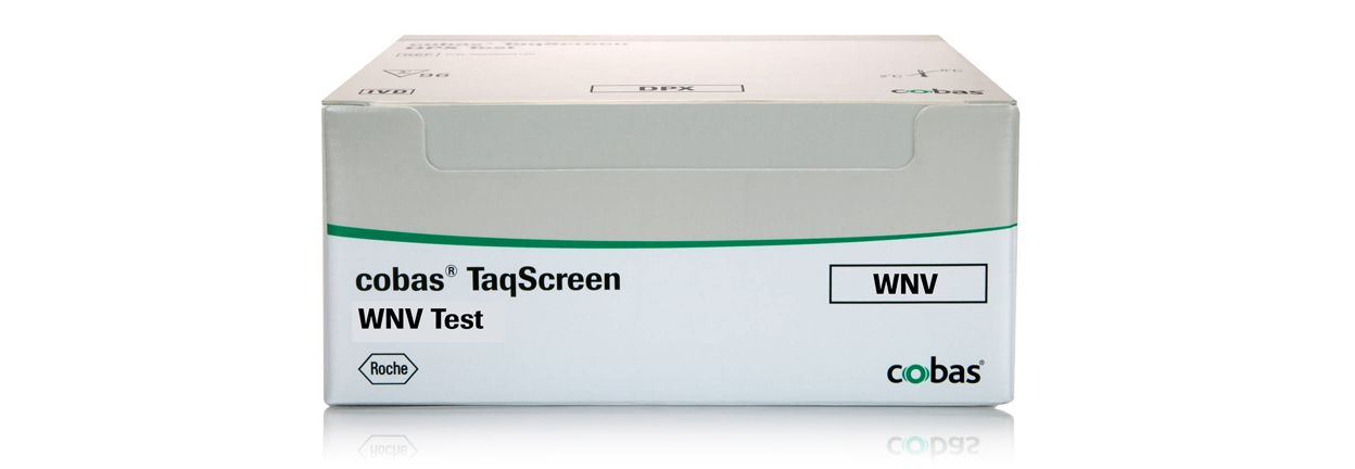 Product image for cobas® TaqScreen West Nile Virus Test
