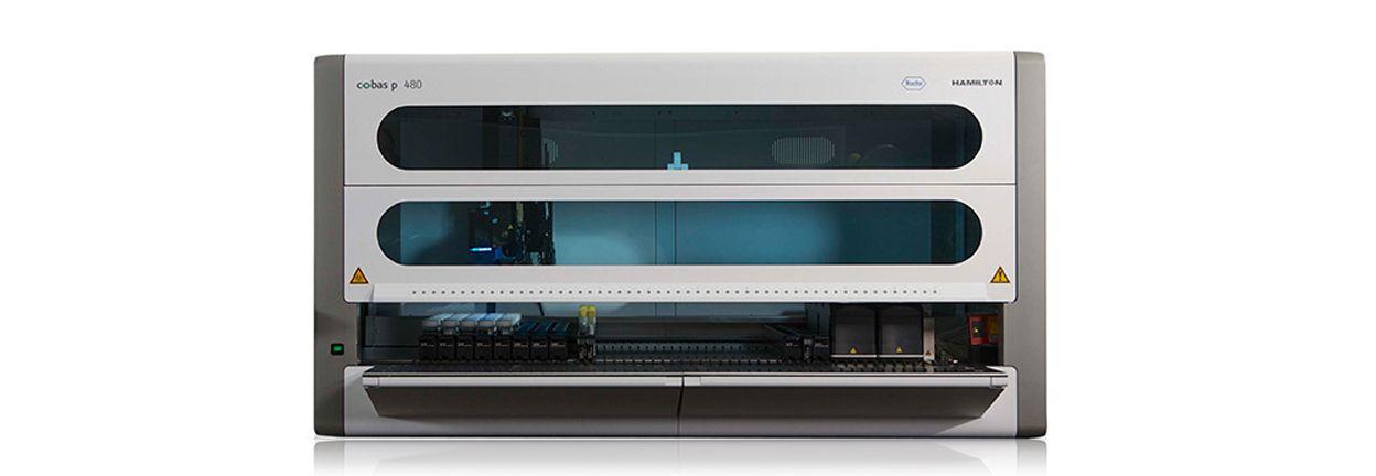 Imagen del producto del instrumento cobas p 480