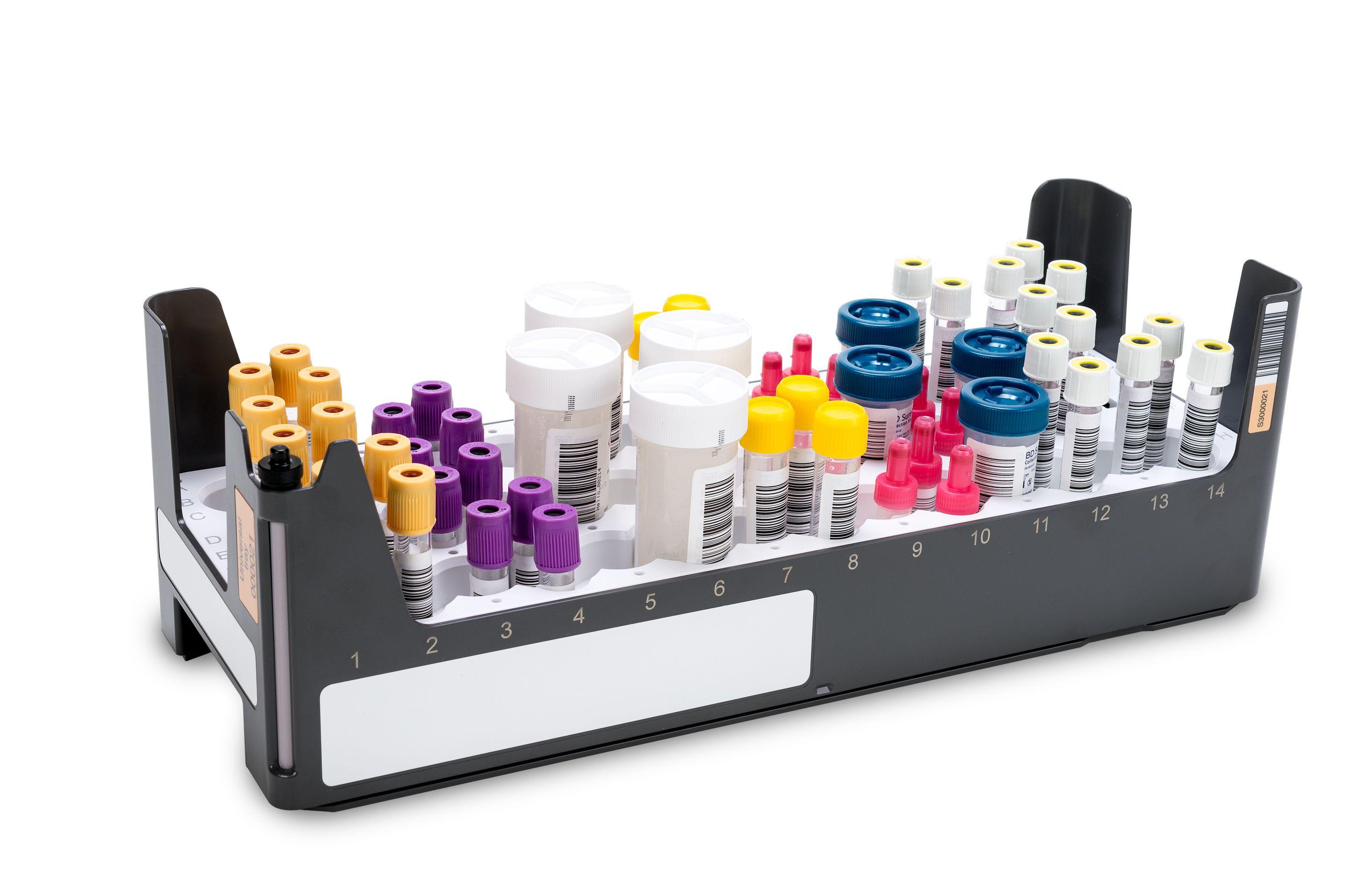 cobas prime loader tray