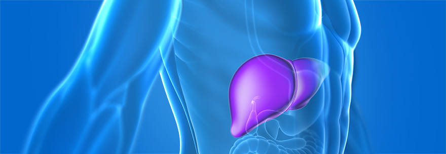viral hepatitis infection impacting the liver