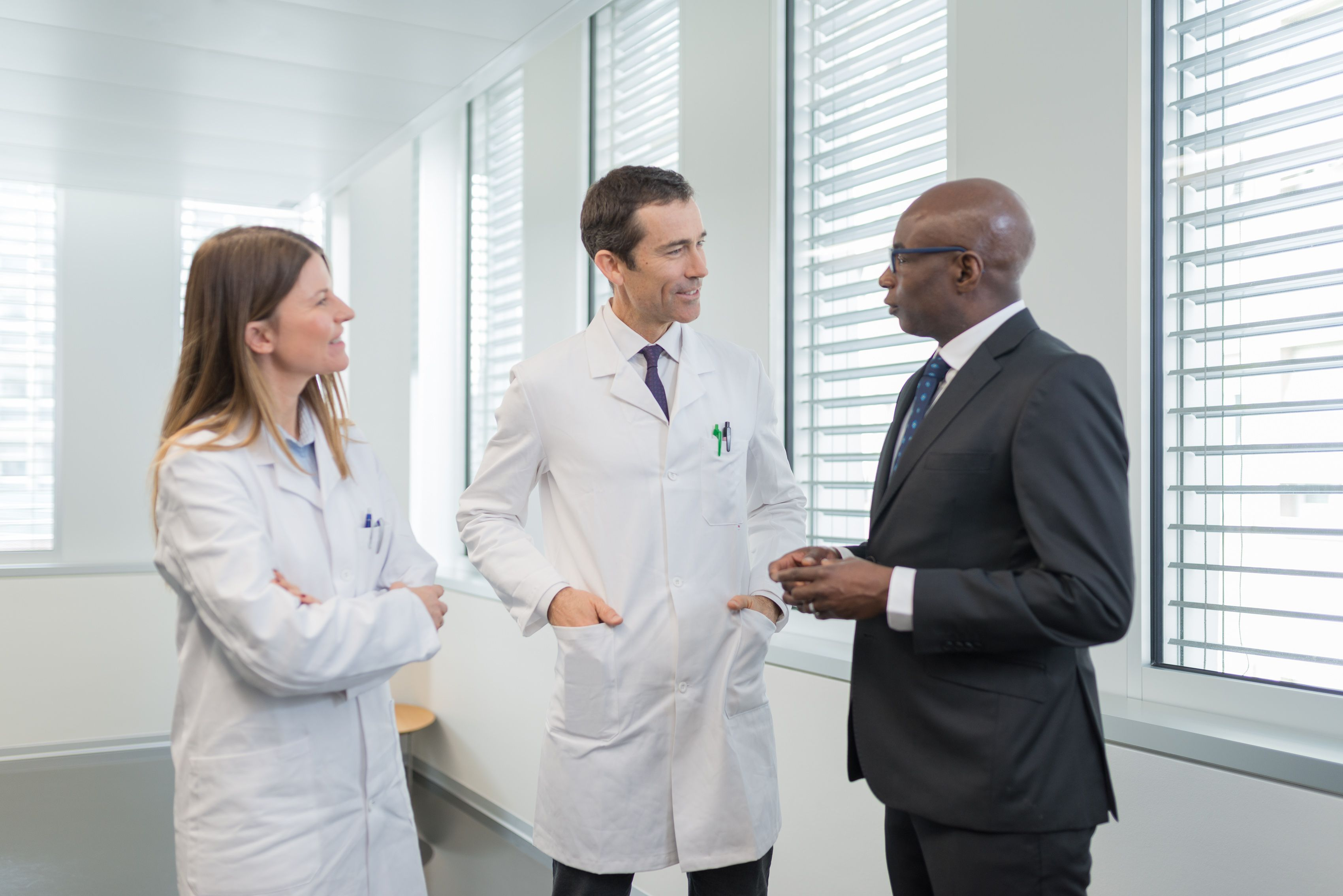 Physicians and Consultant