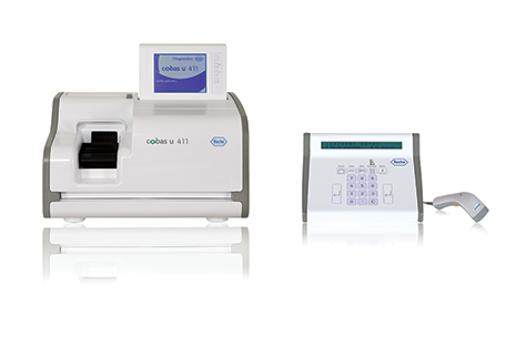 Product image for cobas u 411 urine analyzer