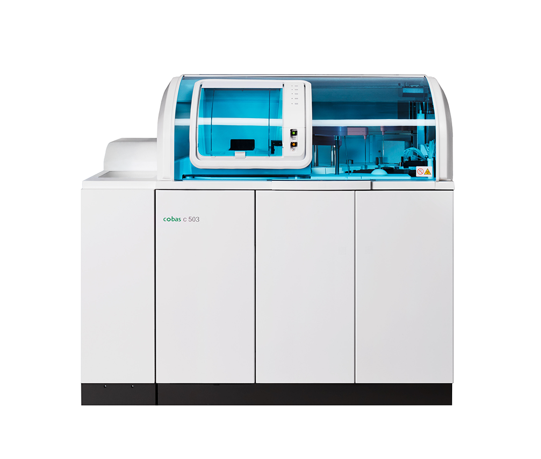 cobas 8000 analyzer series clinical chemistry modules