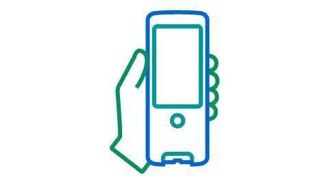 enhanced digital power icon
