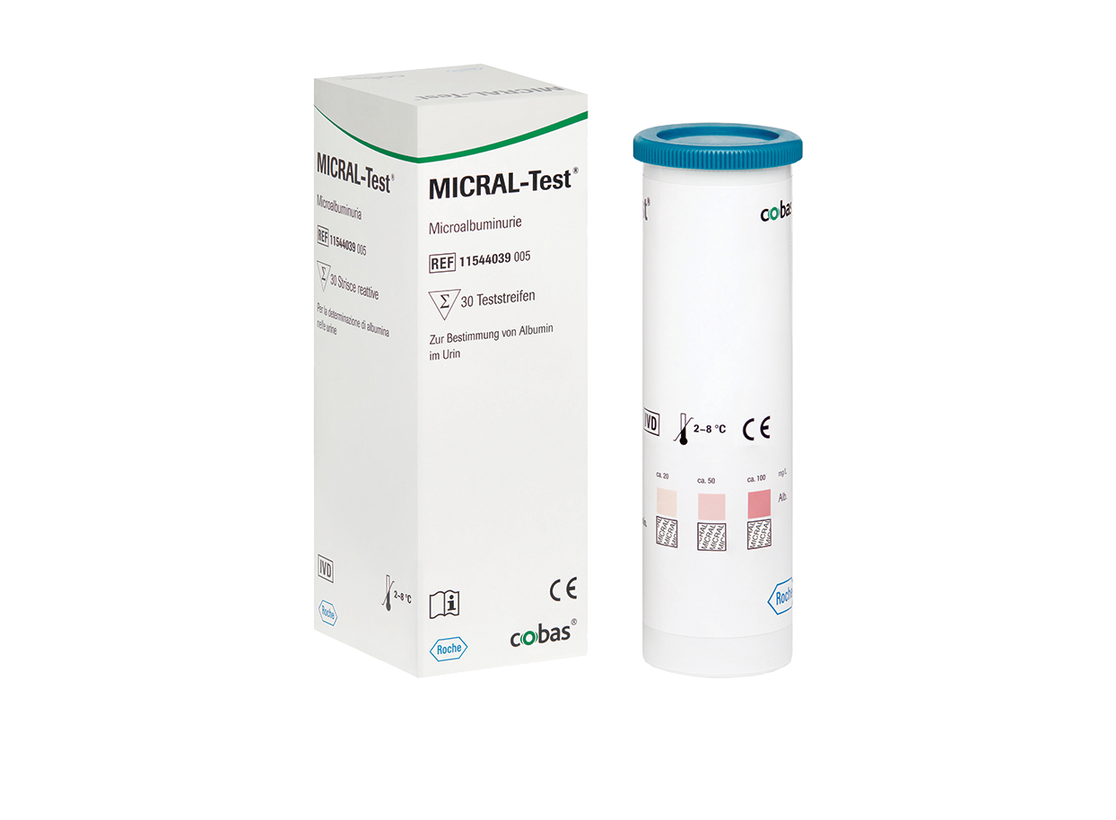 Micral-Test® strip