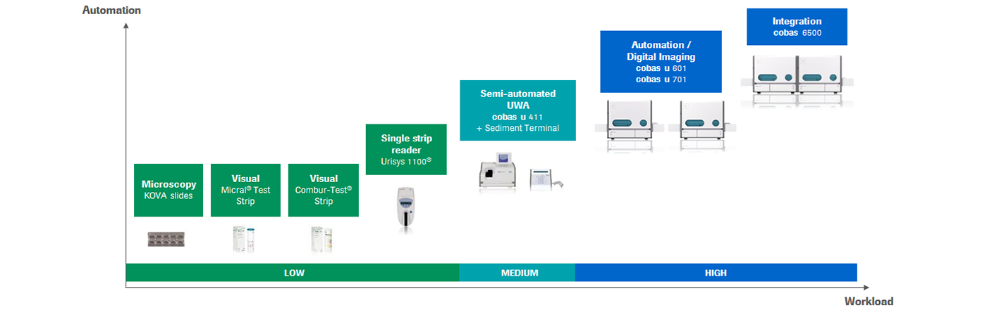 Urinalysis from Roche overview 1