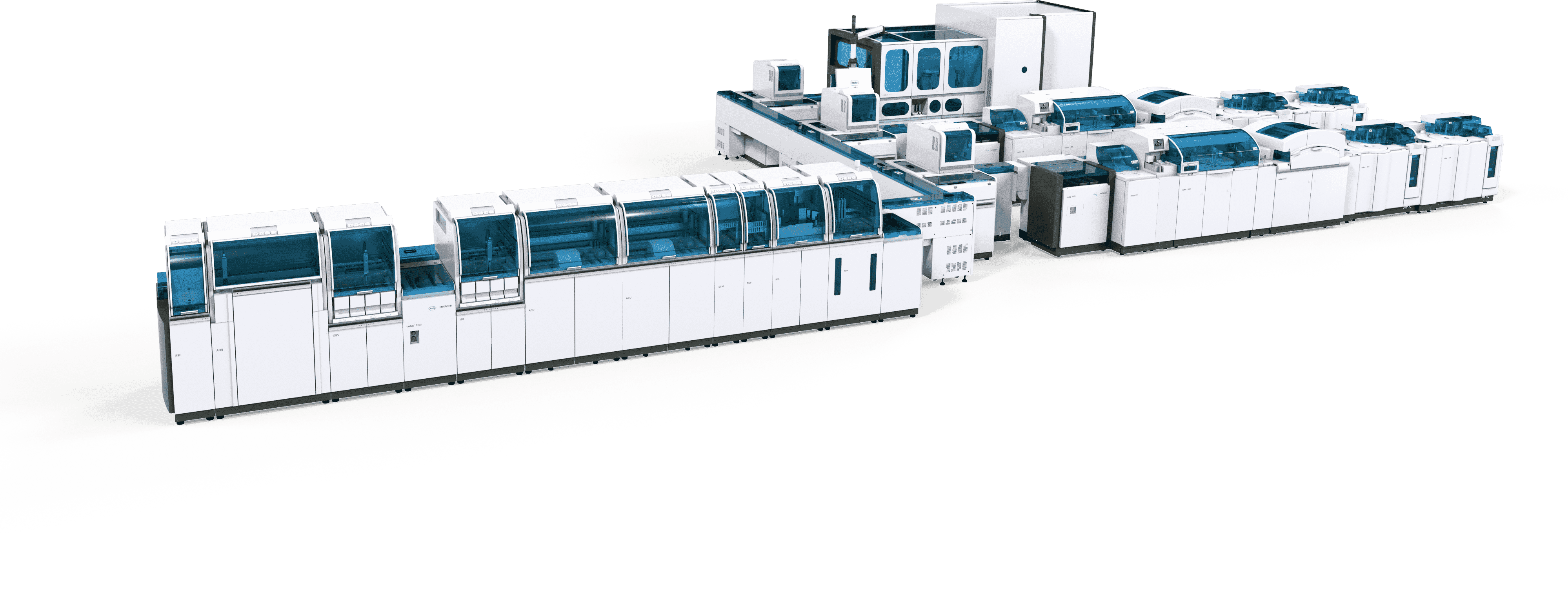 cobas® 8100 automated workflow series