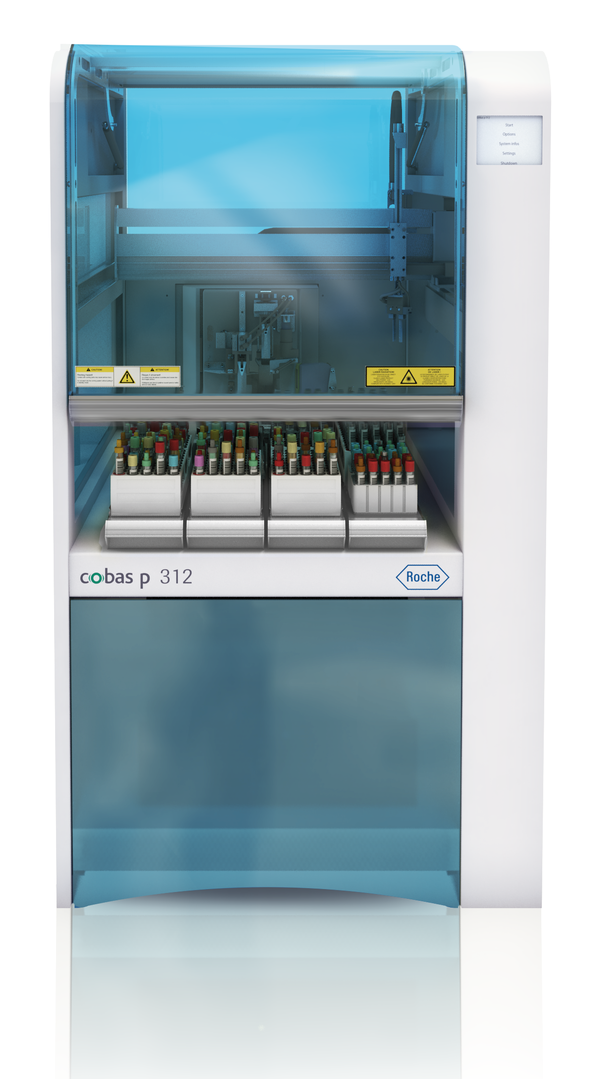 Product image for cobas p 312 pre-analytical system