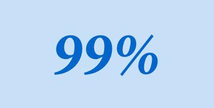 99_percent
