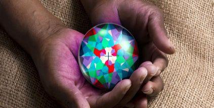 Hands_holding_Global_Access_Program_logo_ball