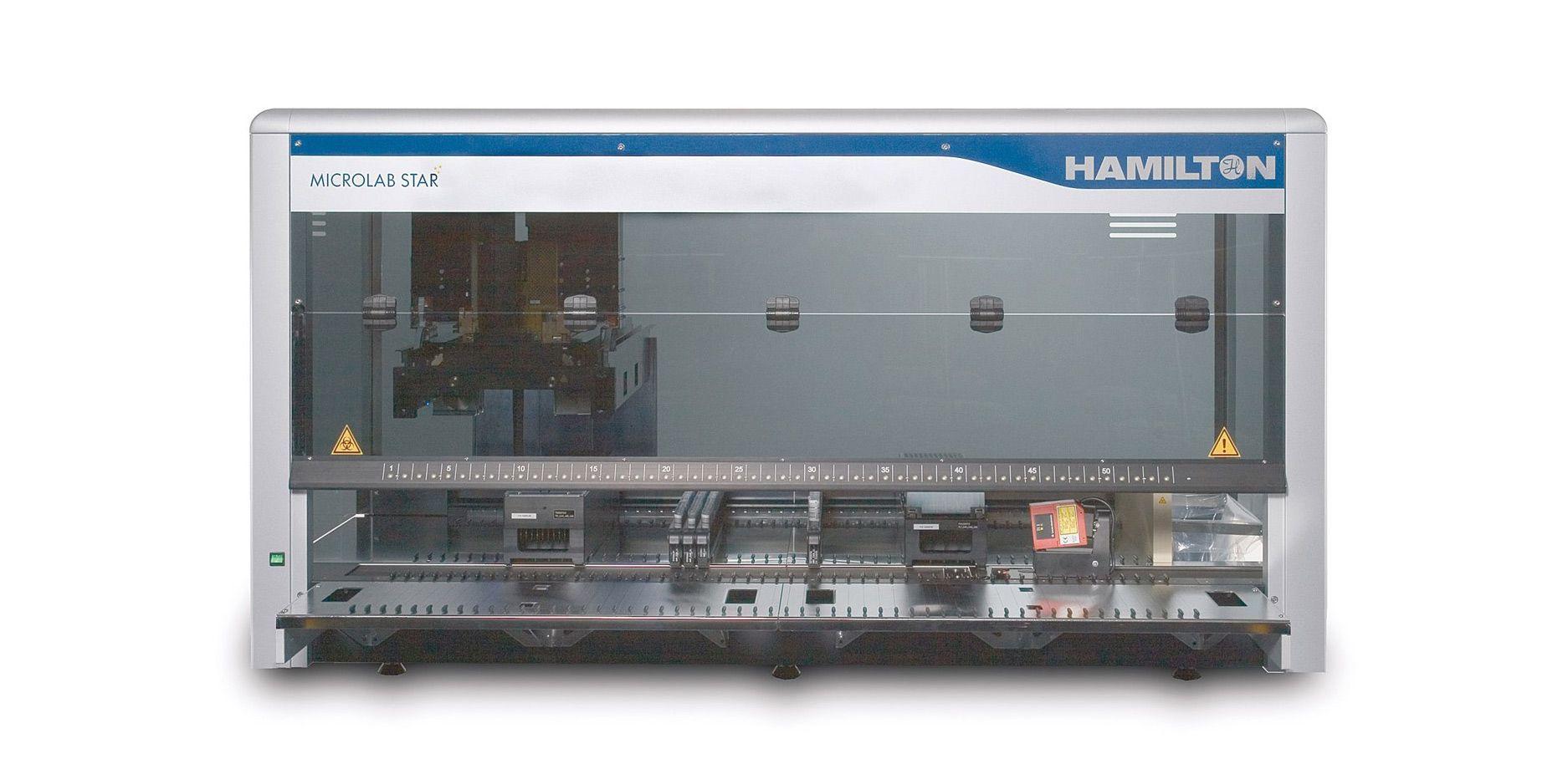 hamilton microlab star