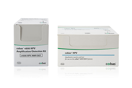 Product image for cobas® 4800 HPV Amplification/Detection Kit and cobas® HPV Qualitative nucleic acid test for use on the cobas® 6800/8800 Systems