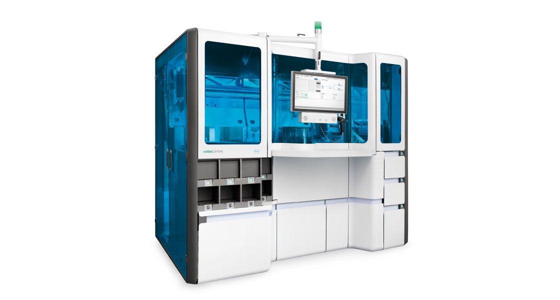 cobas prime pre-analytical system
