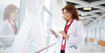 Roche digital healthcare diagnostic solutions