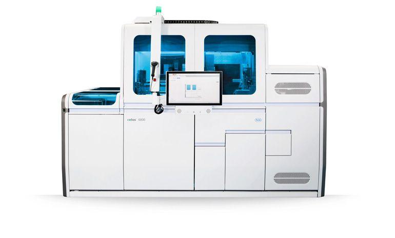 Obrázek systému cobas® 6800 System