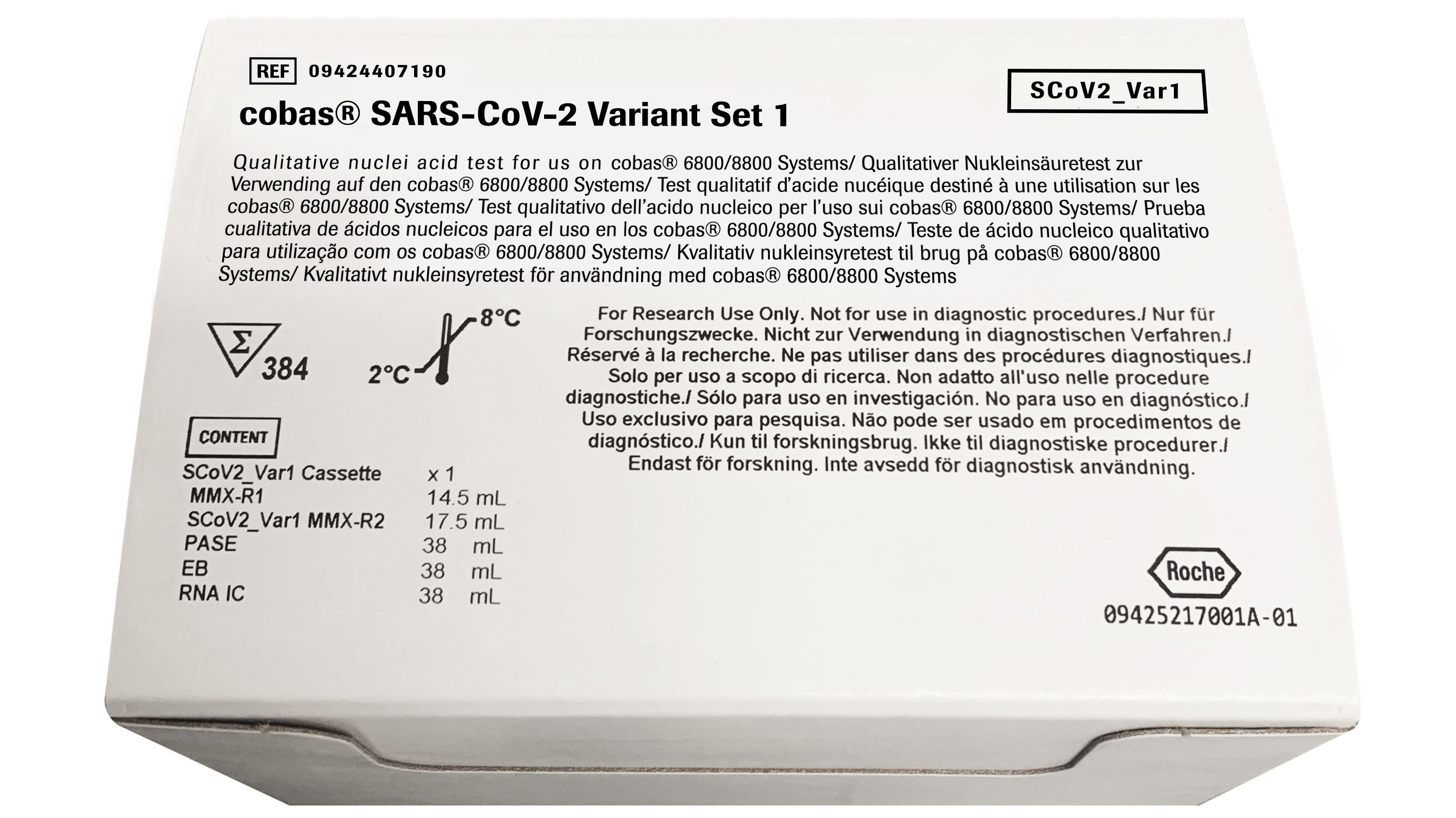 SARS-CoV-2 Variant1