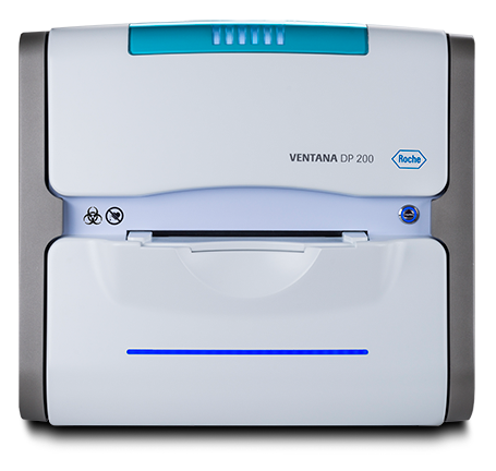 Product image for the VENTANA DP 200 slide scanner