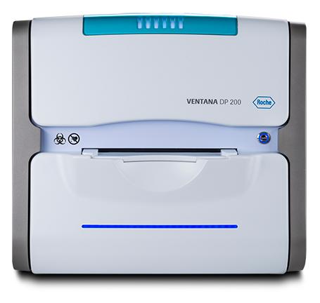 Produktabbildung des VENTANA DP 200 slide scanner
