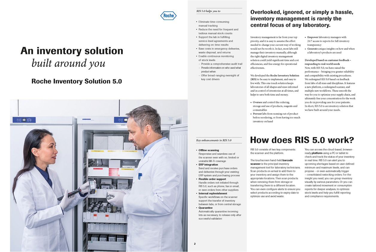 Roche Inventory Solution 5.0