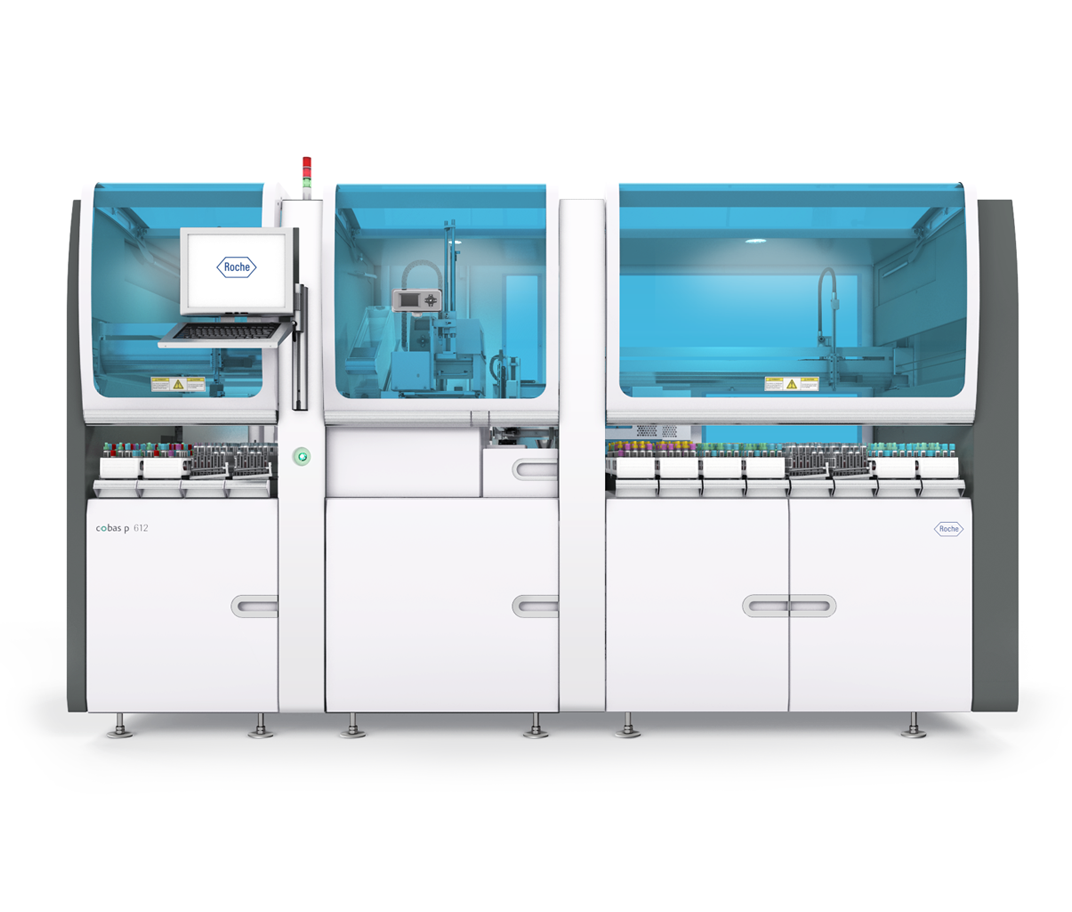 cobas p 612 pre-analytical system