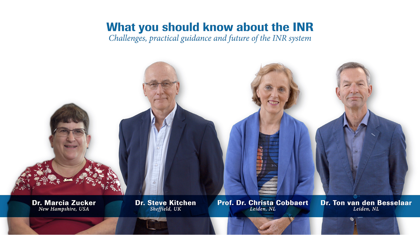 INR comparability: Q&A with the experts