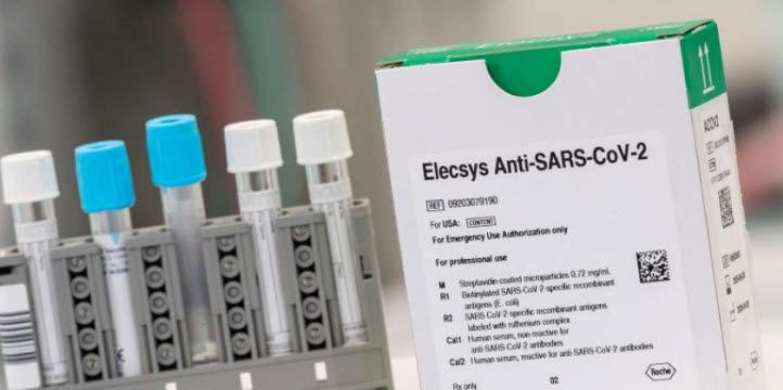 Elecsys Anti-SARS-CoV-2