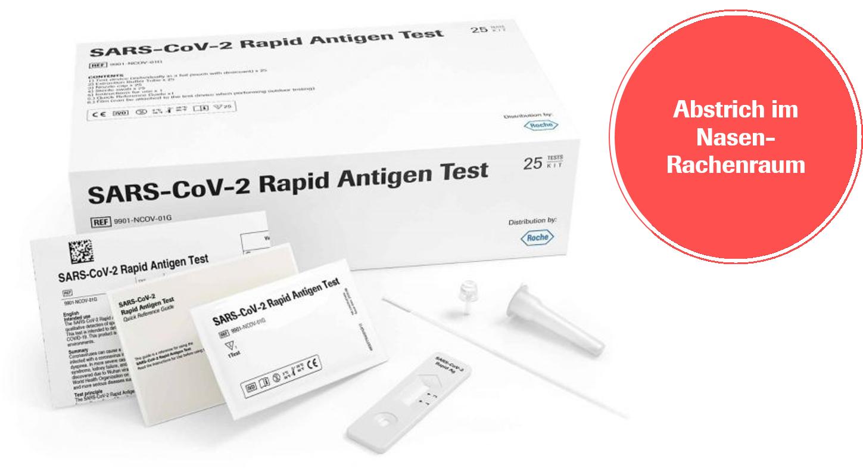SARS-CoV-2-Antigen-Testkit