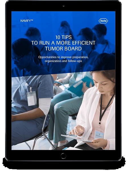 10 recomendaciones para organizar un Comité de Tumores más eficiente