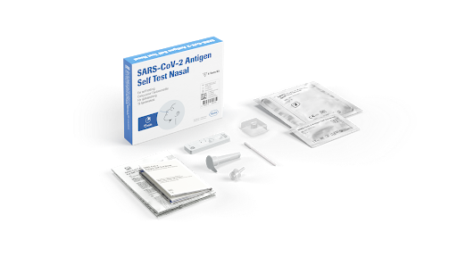SARS-CoV-2 Antigen Self Test Nasal
