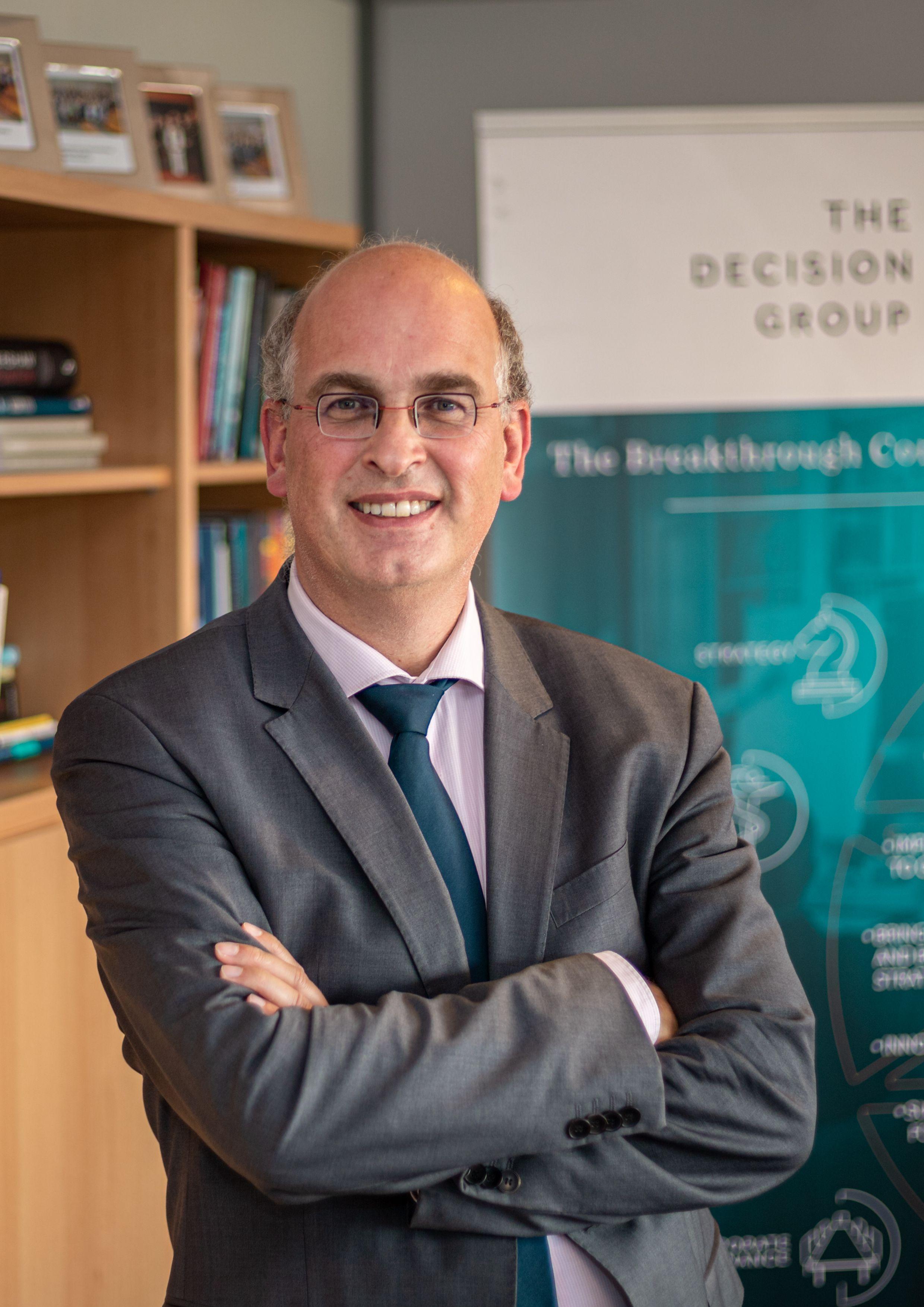 Prof. dr. Fred van Eenennaam