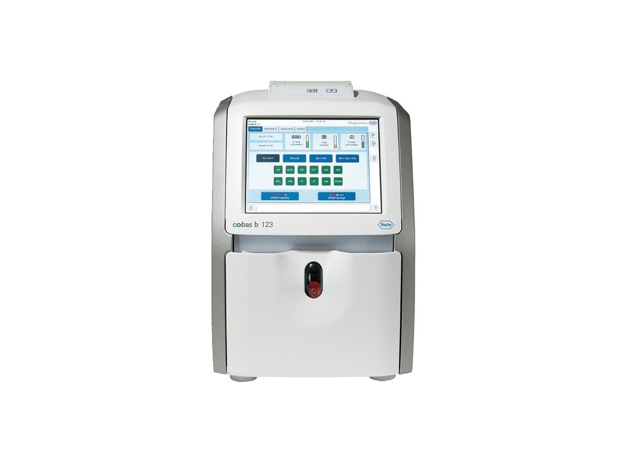 Mit Point-of-Care Blutgasanalytik schnell und sicher zu den richtigen Entscheidungen